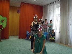 Шла Муха-Цокотуха на базар_2