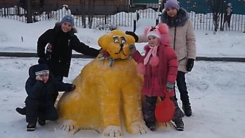 Наш снежный городок_1