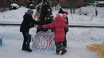 Наш снежный городок_2