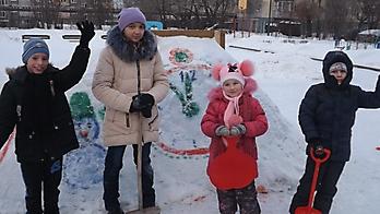 Наш снежный городок_4