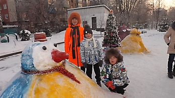 Наш снежный городок_8
