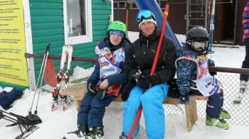 «Лыжи мечты» продолжаются!