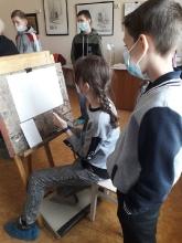Экскурсия в художественную школу_3