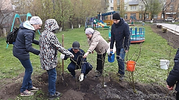 Всероссийский день посадки леса – 2018_2