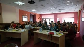 Новые выпускники Школы социального предпринимательства