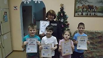 Приняли участие в международных дистанционных конкурсах_1