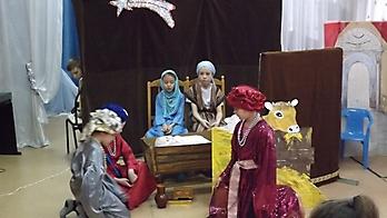История рождения Иисуса Христа или «Рождественская история»_4