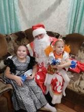 Акция «Дед Мороз в каждый дом!» продолжается!