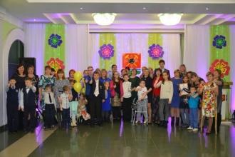Встреча главы городского округа с семьями в преддверии Дня матери_3