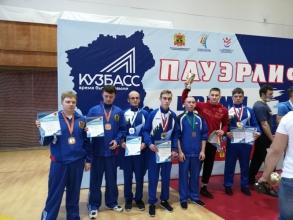 Чемпионат и Первенство Кузбасса по пауэрлифтингу среди лиц с ПОДА