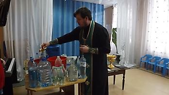 Празднование Крещения Господня в последние годы в МБУ «Реабилитационный центр» _1