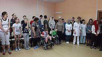 Празднование Крещения Господня в последние годы в МБУ «Реабилитационный центр» _2